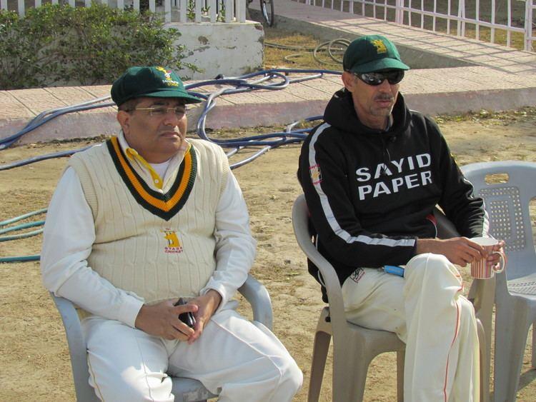 Shahid Anwar (Cricketer)
