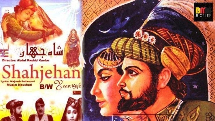 Shahjehan 1946 Full Length Hindi Movie K L Saigal Ragini