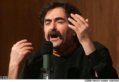 Shahram Nazeri Chevalier medal winner Nazeri made world bow to Iranian