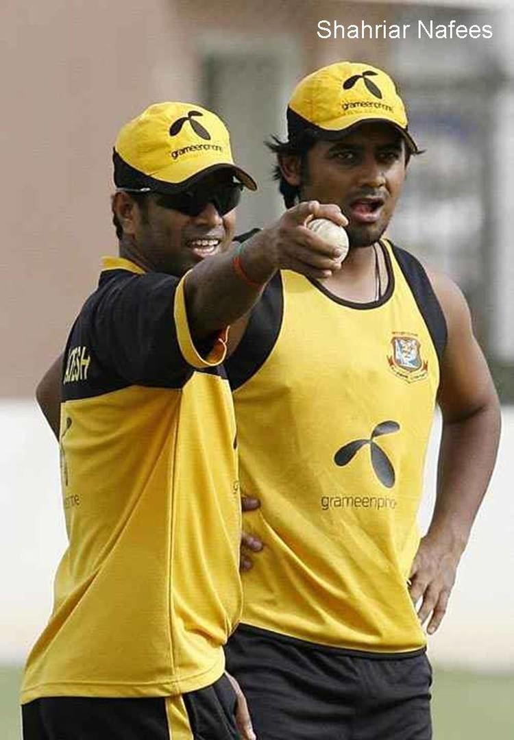 Bangladesh Cricket News Information Update Shahriar Nafees