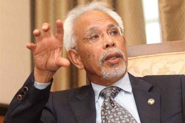 Shahrir Abdul Samad Shahrir replaces Isa as Felda chairman Business News The Star Online