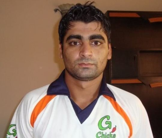 Shahzaib Hasan (Cricketer) in the past