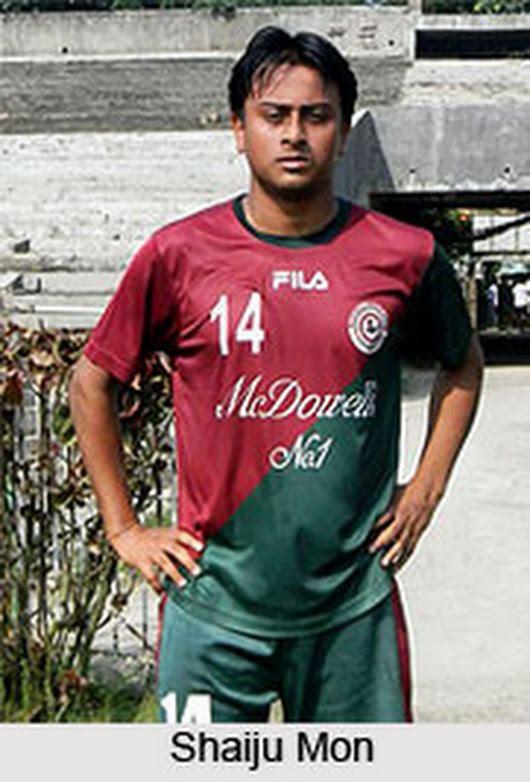 Shaiju Mon Shaiju Mon Indian Football Player Shaiju Mon is an Indian football