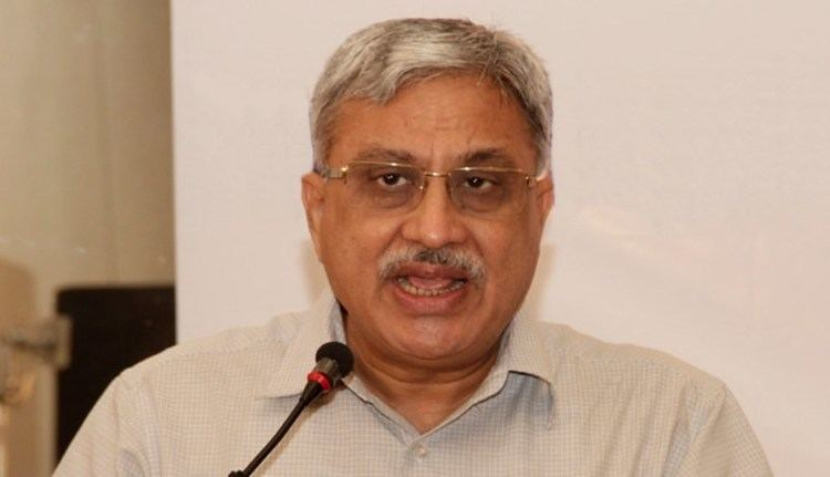 Shailesh Nayak Dr Shailesh Nayak gets additional charge as Space Secretary The