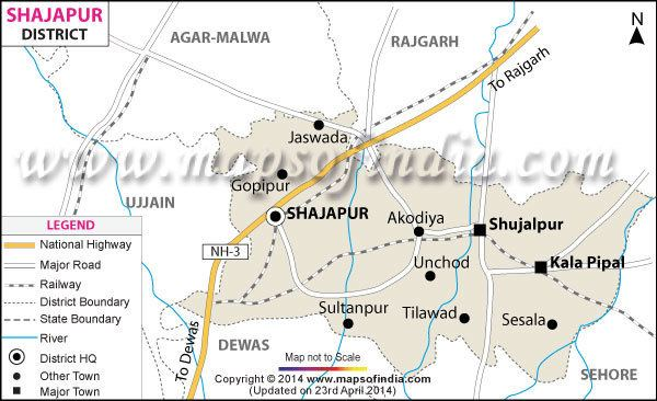Shajapur Tourist places in Shajapur