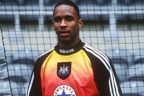 Shaka Hislop Shaka Hislop suffered racism from Newcastle United fans