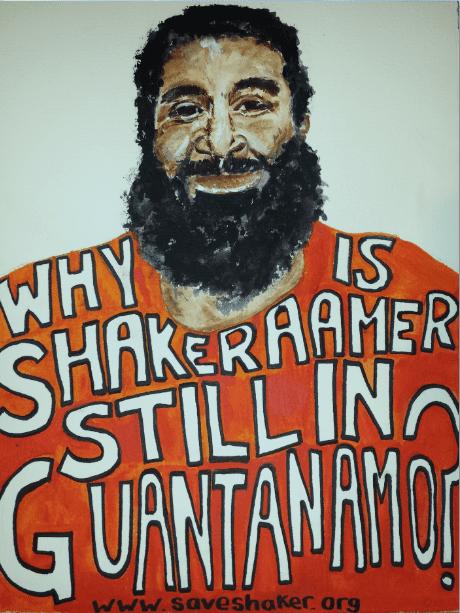 Shaker Aamer Cleared Londoner Shaker Aamer marks 13 years in Guantanamo