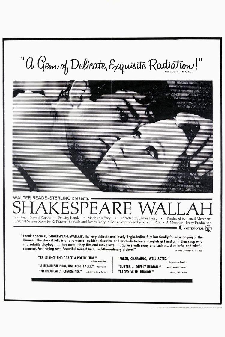 Shakespeare Wallah wwwgstaticcomtvthumbmovieposters45560p45560