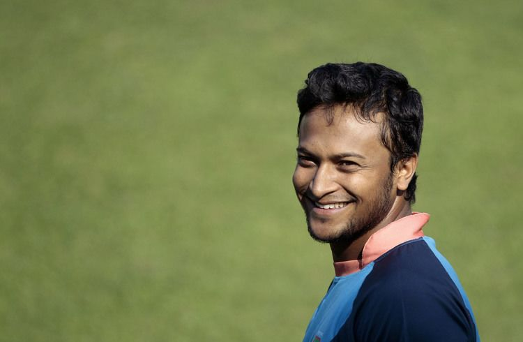 Shakib Al Hasan The all rounder cricketer Writing