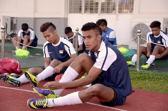 Shakir Hamzah Lions defender Shakir arrested at Changi Airport Latest Singapore