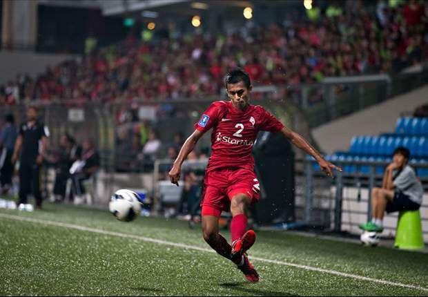 Shakir Hamzah LionsXII fans throw support behind Shakir Hamzah Goalcom