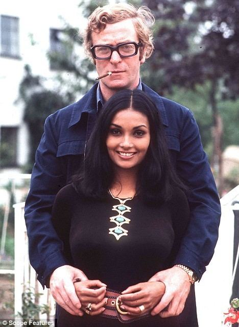 Shakira Caine I39m the grandaddy Michael Caine on family fidelity and
