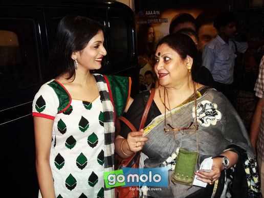 Shakuntala Barua Sakuntala Barua photos Soumili Biswas Sakuntala Barua Premiere