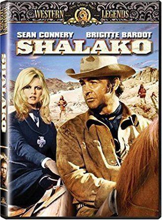 Shalako (film) Amazoncom Shalako Sean Connery Brigitte Bardot Stephen Boyd