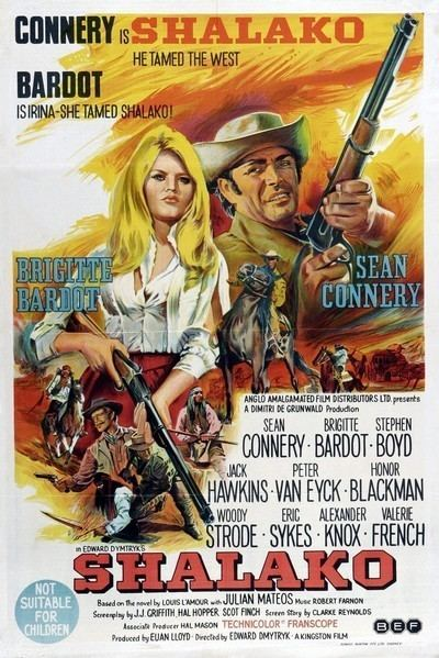 Shalako (film) Shalako Movie Review Film Summary 1968 Roger Ebert