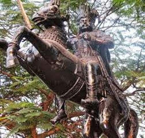 Shalivahana Shalivahanaquot the first telugu ruler from Kotilingala of Telangana