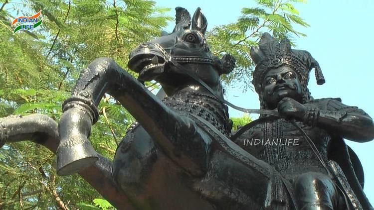 Shalivahana Shalivahana King INDIAN HISTORY INDIAN REAL HEROES YouTube