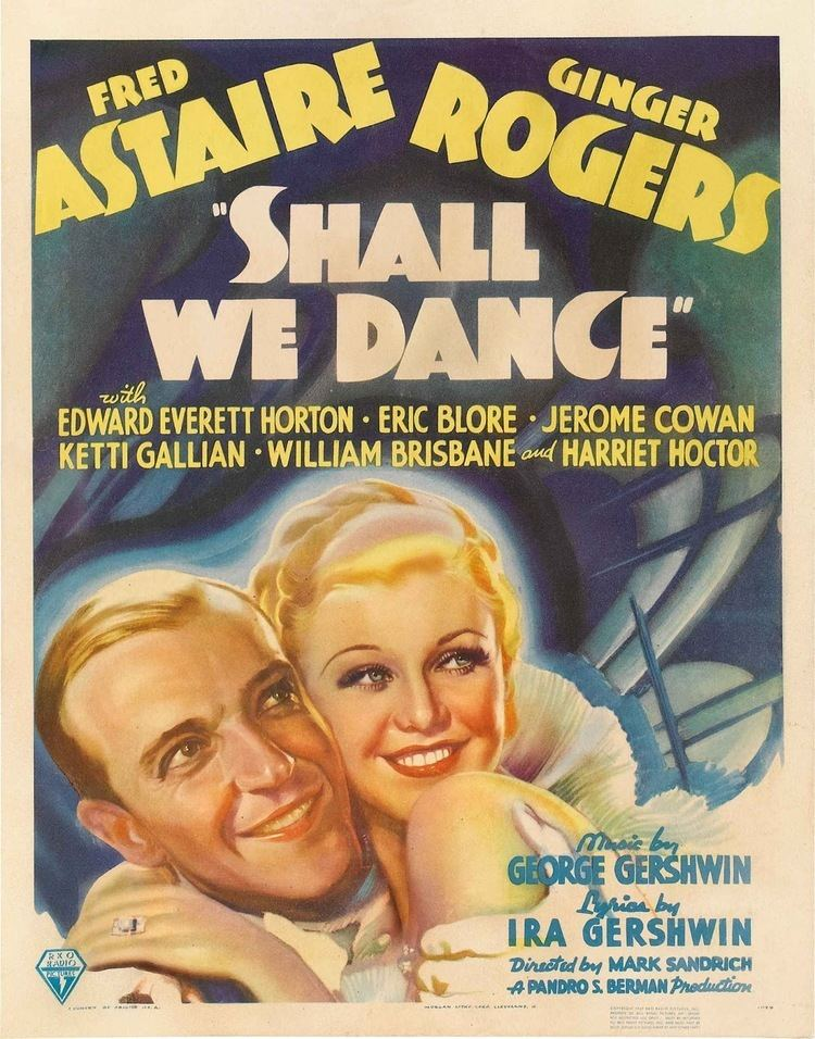 Shall We Dance (1937 film) Shall We Dance 1937 A March Through Film History