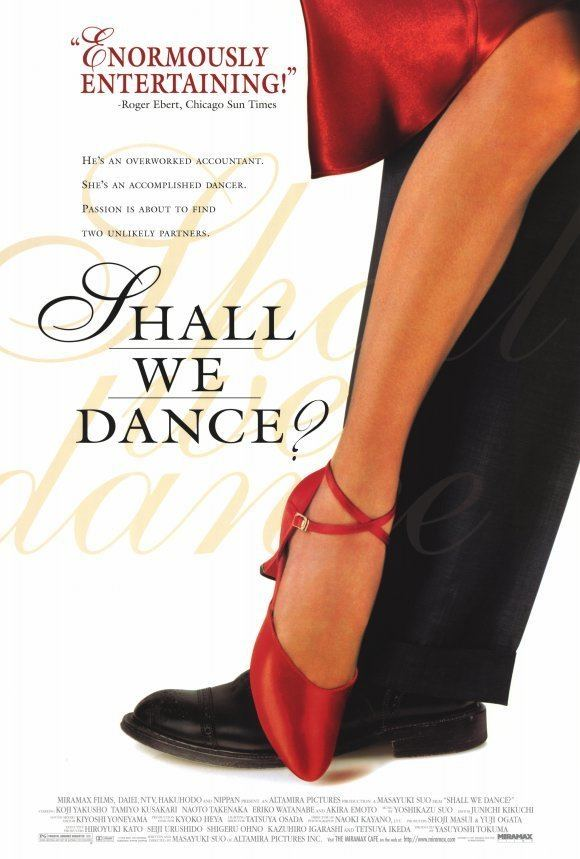 Shall We Dance? (1996 film) Hidden Gem Shall We Dance 1996 Purple Films
