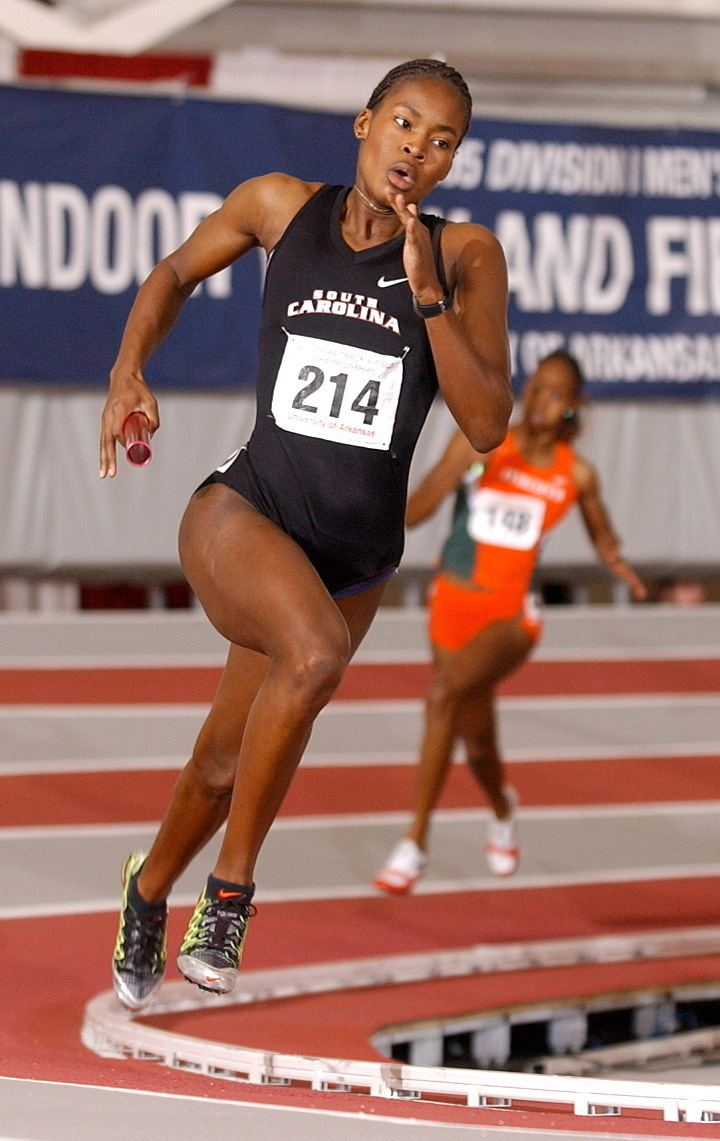 Shalonda Solomon Athlete Spotlight Shalonda Solomon South Carolina
