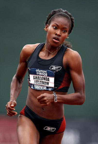 Shalonda Solomon Shalonda Solomon Photos 2008 US Olympic Team Trials