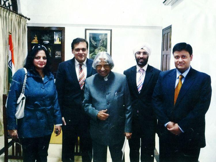 Shamit Khemka Shamit Khemka SynapseIndia CEO