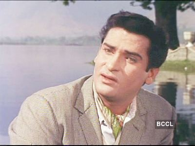Shammi Kapoor It39s a sad day for Bollywood as actor Shammi Kapoor whose
