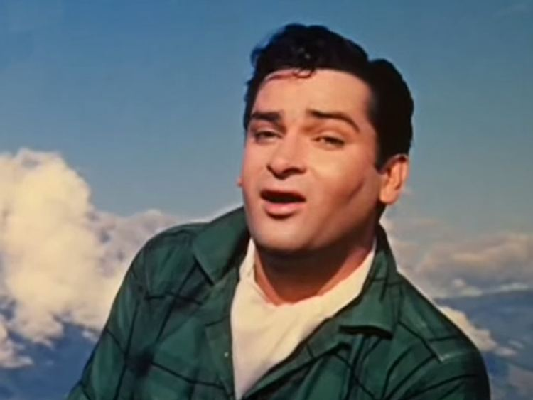 Shammi Kapoor Today is Shammi Kapoors birthday and also the 50th anniversary of