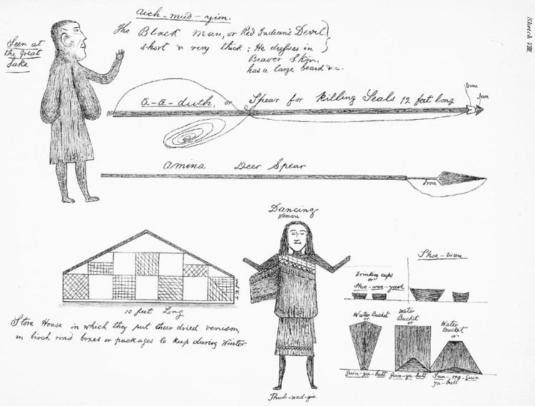 Shanawdithit Biography SHAWNADITHIT Volume VI 18211835