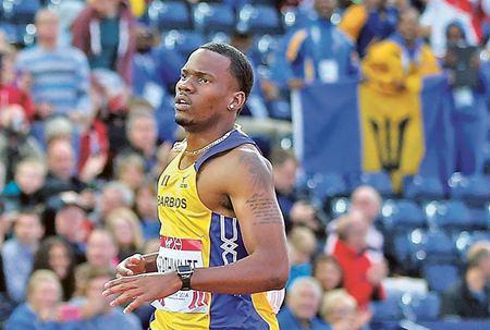 Shane Brathwaite Shane Brathwaite fourth in Zurich NationNews Barbados