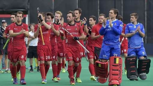 Shane McLeod (field hockey) Shane McLeod nouveau coach des Red Lions 7SUR7be