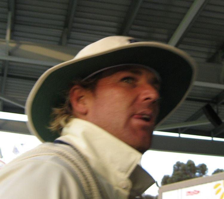 Shane Warne Wikipedia wolna encyklopedia