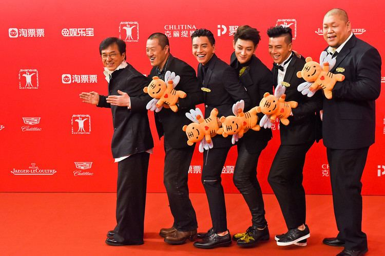 Shanghai International Film Festival Sang Ping Pictures 19th Shanghai International Film Festival