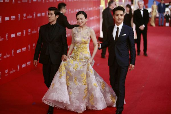 Shanghai International Film Festival Aarif Rahman Pictures 18th Shanghai International Film Festival