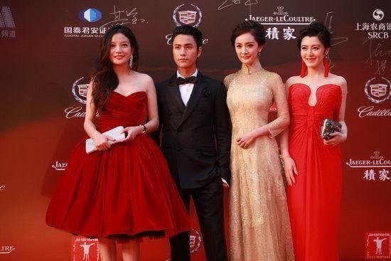 Shanghai International Film Festival Shanghai International Film Festival opens CCTV News CNTV English