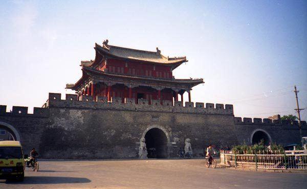 Shangqiu in the past, History of Shangqiu