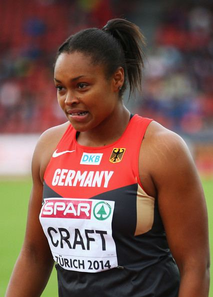 Shanice Craft Shanice Craft Photos European Athletics Championships
