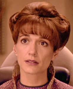 Shannon Cochran fantasy makeups aliens the Star Trek universe Klingons
