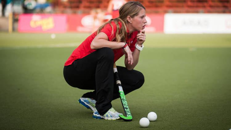 Shannon Taylor Shannon Taylor Named Assistant Coach for USA Field Hockey U21s