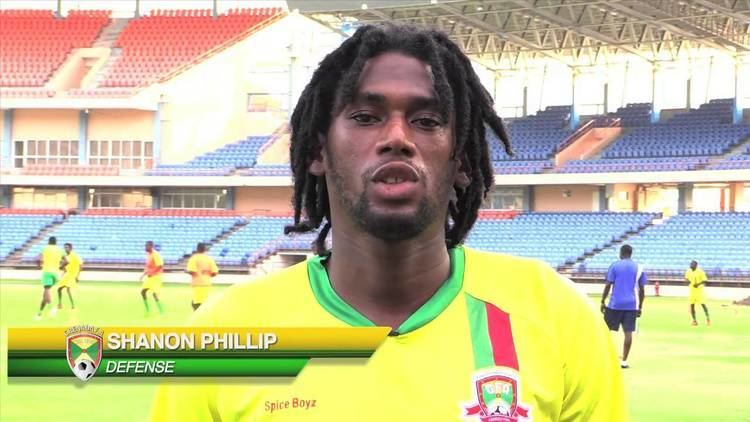 Shanon Phillip Player Profiles Shanon Phillip YouTube