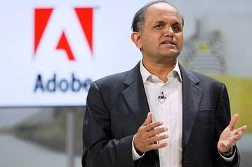 Shantanu Narayen The Big Interview Adobe CEO Shantanu Narayen Digits WSJ