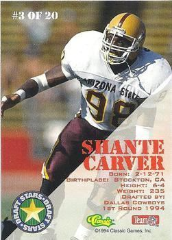 Shante Carver Shante Carver Gallery The Trading Card Database