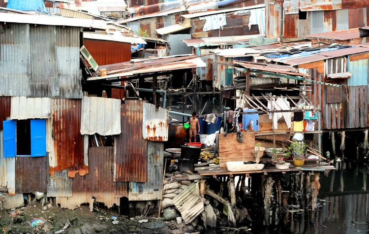 Shanty town Shanty town