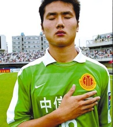 Shao Jiayi 2011 December Wild East Football