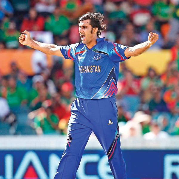 World Cup 2015 Afghanistans Shapoor Zadran has been a revelation