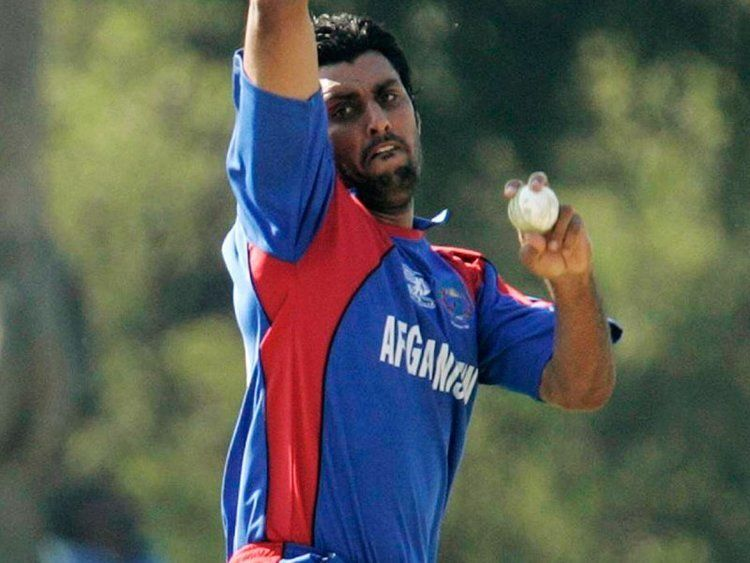 Shapoor Zadran Player Profile Afghanistan Sky Sports Cricket
