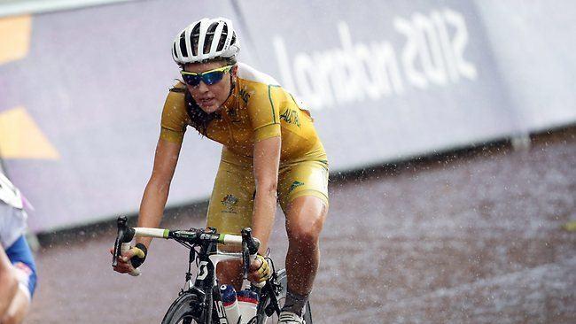 Shara Gillow Expectations high for Australian cyclist Shara Gillow