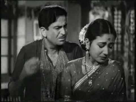 Old films and me Almost nothing to like Sharada