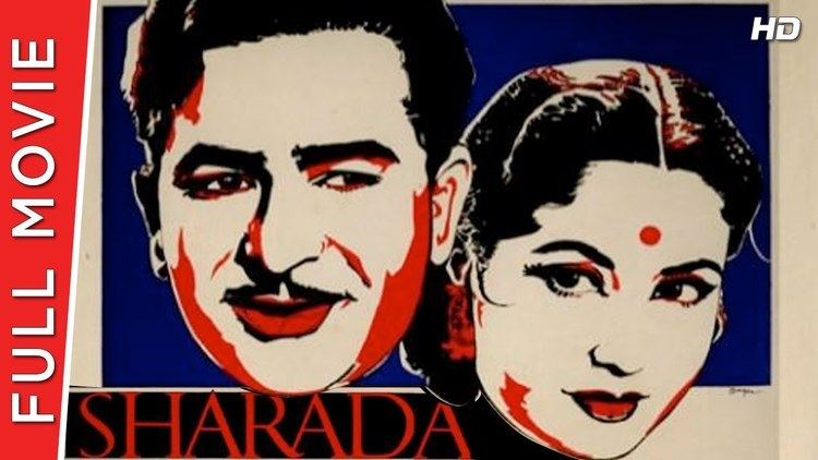 Sharada 1957 Raj Kapoor Meena Kumari Shyama Raj Mehra YouTube
