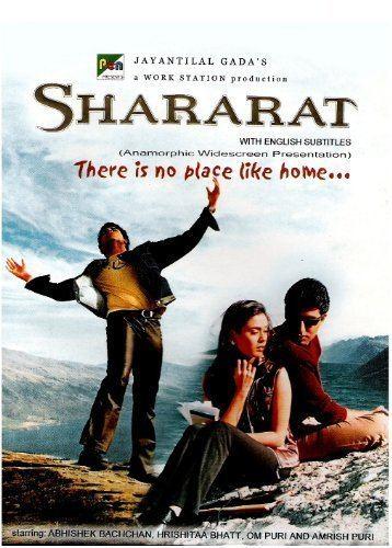 Amazoncom Shararat Abhishek Bachchan Hrishitaa Bhatt Om Puri